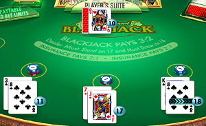 Blackjack Mythe