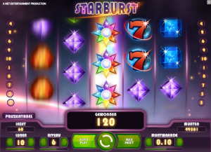 Starburst Videoslots