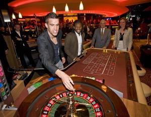 Casino voor voetballer