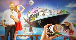 Welkomstaanbieding Casino Cruise