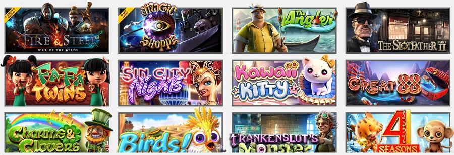 Betsoft Games