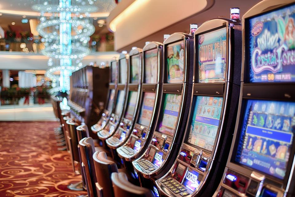 Casino Inrichting Slots