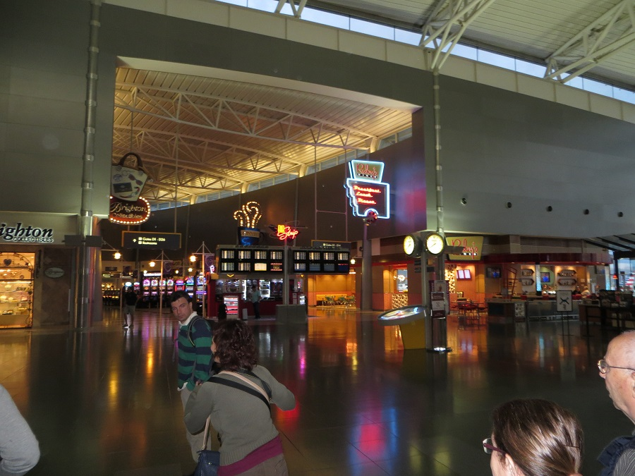 Casino Vliegveld Las Vegas