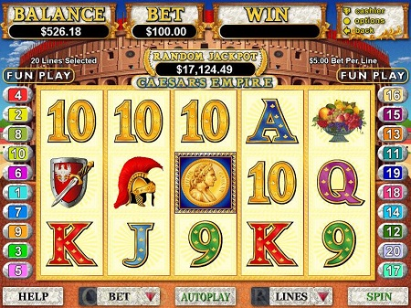 Ceasars Empire Slots