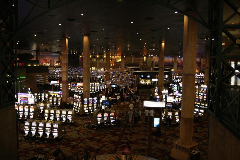 Layout Casino