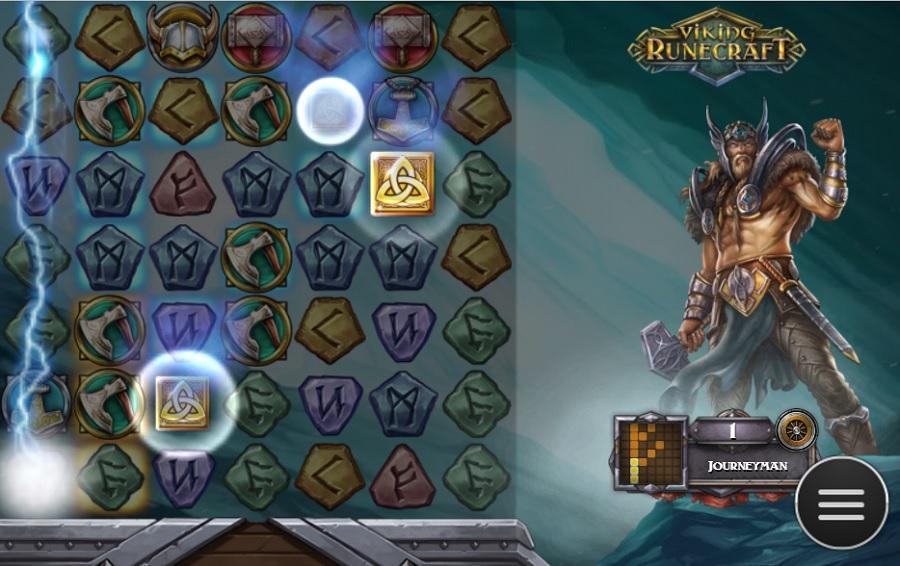Viking Runecraft Play 'N Go