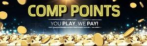 Comp Points 888 Casino