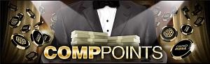 Comp Points Casino Midas