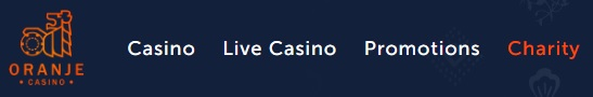 Oranje Casino Goede Doelen