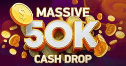 Massive 50k Cash Giveaways
