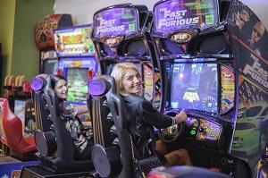 Arcadehallen Kermisautomaten