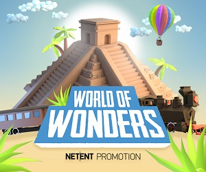 World Of Wonders Netent
