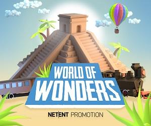World Of Wonders Netent