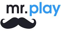 Mr Play Casino Logo Klein