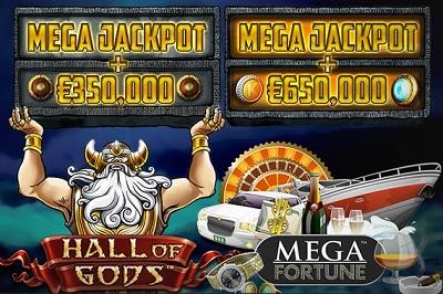 Mega Jackpot Promotie