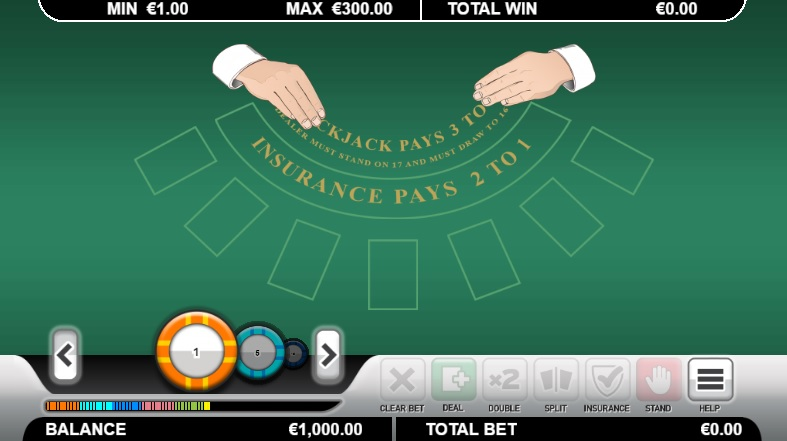 Oranje Casino Gratis Blackjack