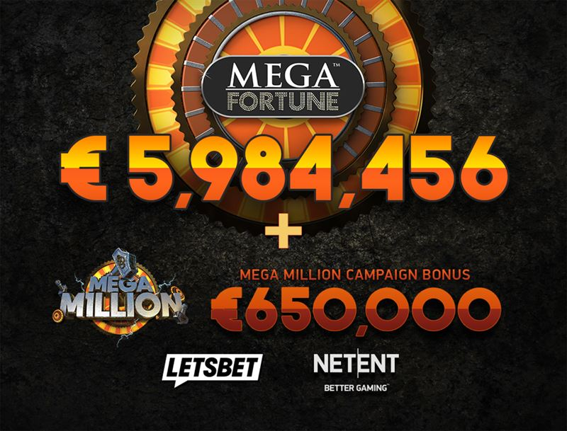 € 6,6 mln. jackpot