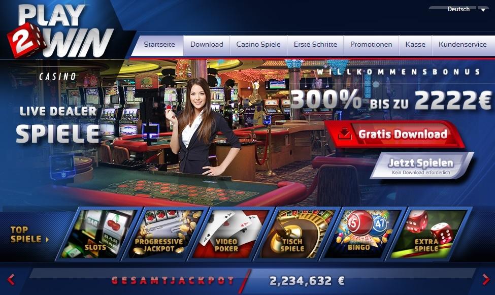 Play 2 Win Duits (CyberRock)