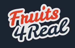 Fruits 4 Real Logo