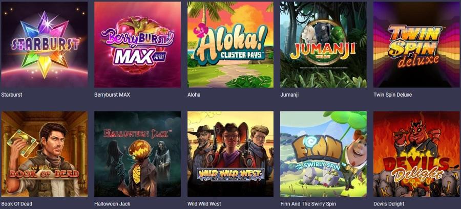 Casino Games Maria Casino