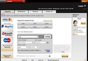 Eerste Keer Online Casino