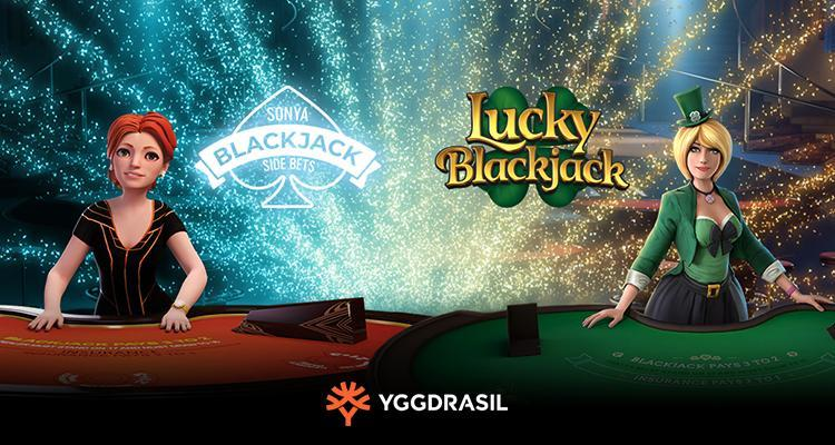 Lucky Blackjack Sonya Blackjack