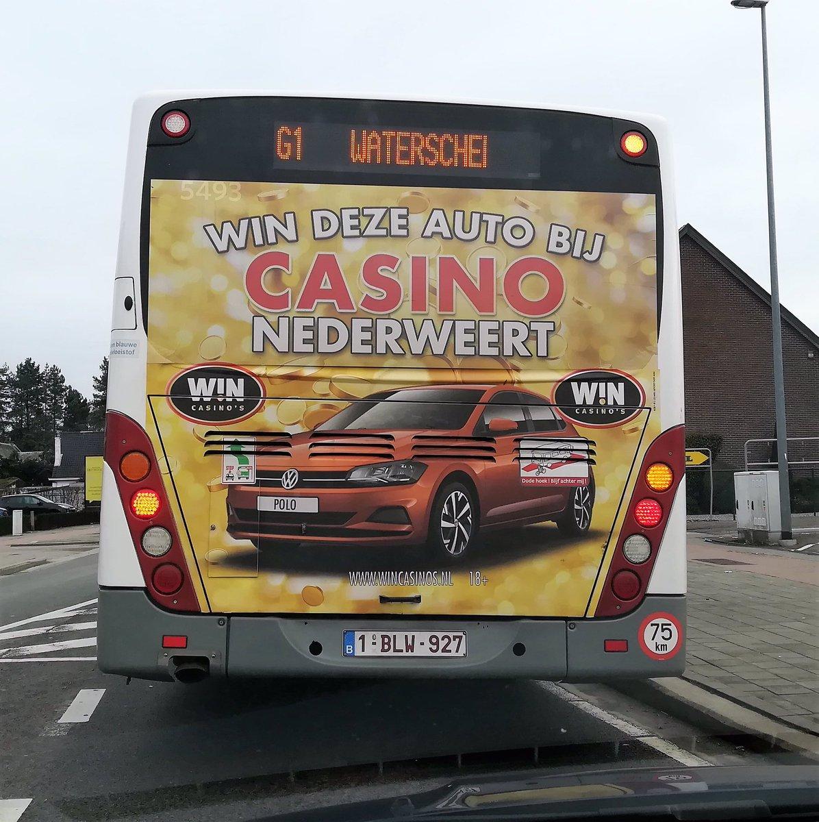WinCasino's België