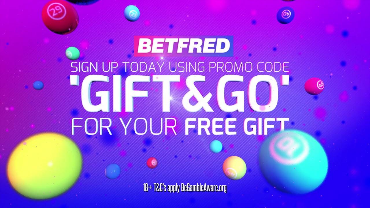 Betfred Bingo Commercial