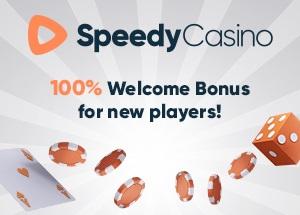 Speedy Casino Welkomstbonus