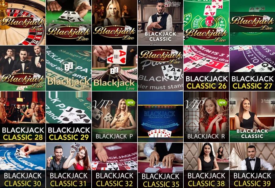 Bob Casino Live Blackjack