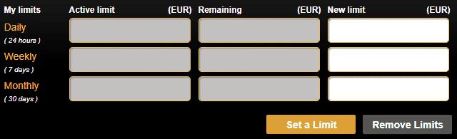 Grenzen bepalen online casino