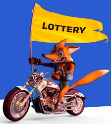 Loterij Crazy Fox