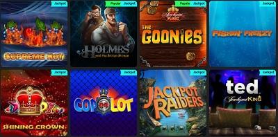 Jackpot Slots Swift Casino