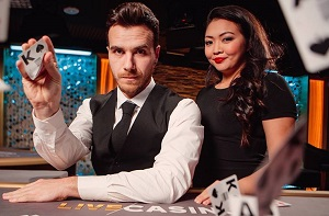 Online Blackjack Live Dealers