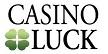 CasinoLuck Logo Klein