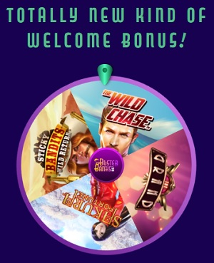 Buster Banks Casino Welkomstbonus