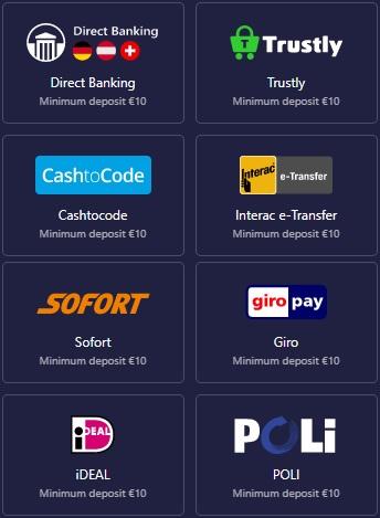 Online Bankieren Bongo Casino
