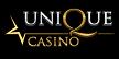Unique Casino Logo Klein
