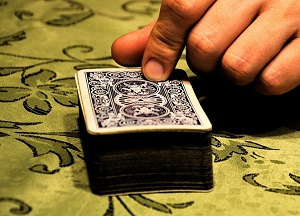 Deck Penetration Blackjack