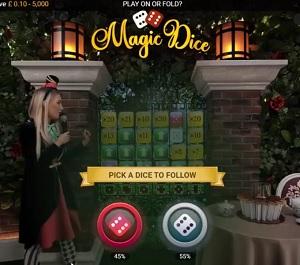 Magic Dice Bonusronde