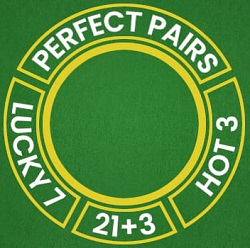Perfect Pairs Side Bet