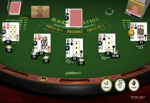 Premium Blackjack Side Bet