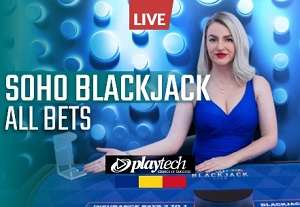Soho All Bets Blackjack