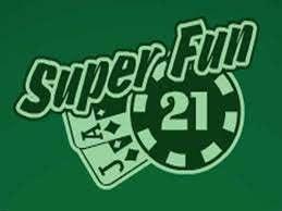 Super Fun 21 Logo
