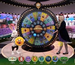WonderSpins Bonusronde