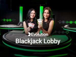 Blackjack Lobby Evolution