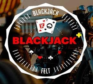 Blackjack Plus Felt