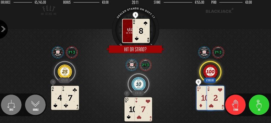 Blackjack Plus Printscreen