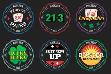 Blackjack Plus Side Bets