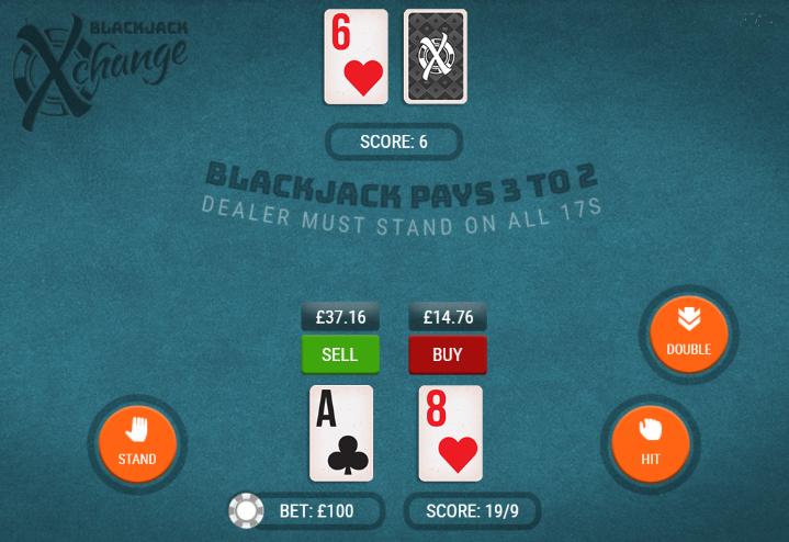 Blackjack XChange